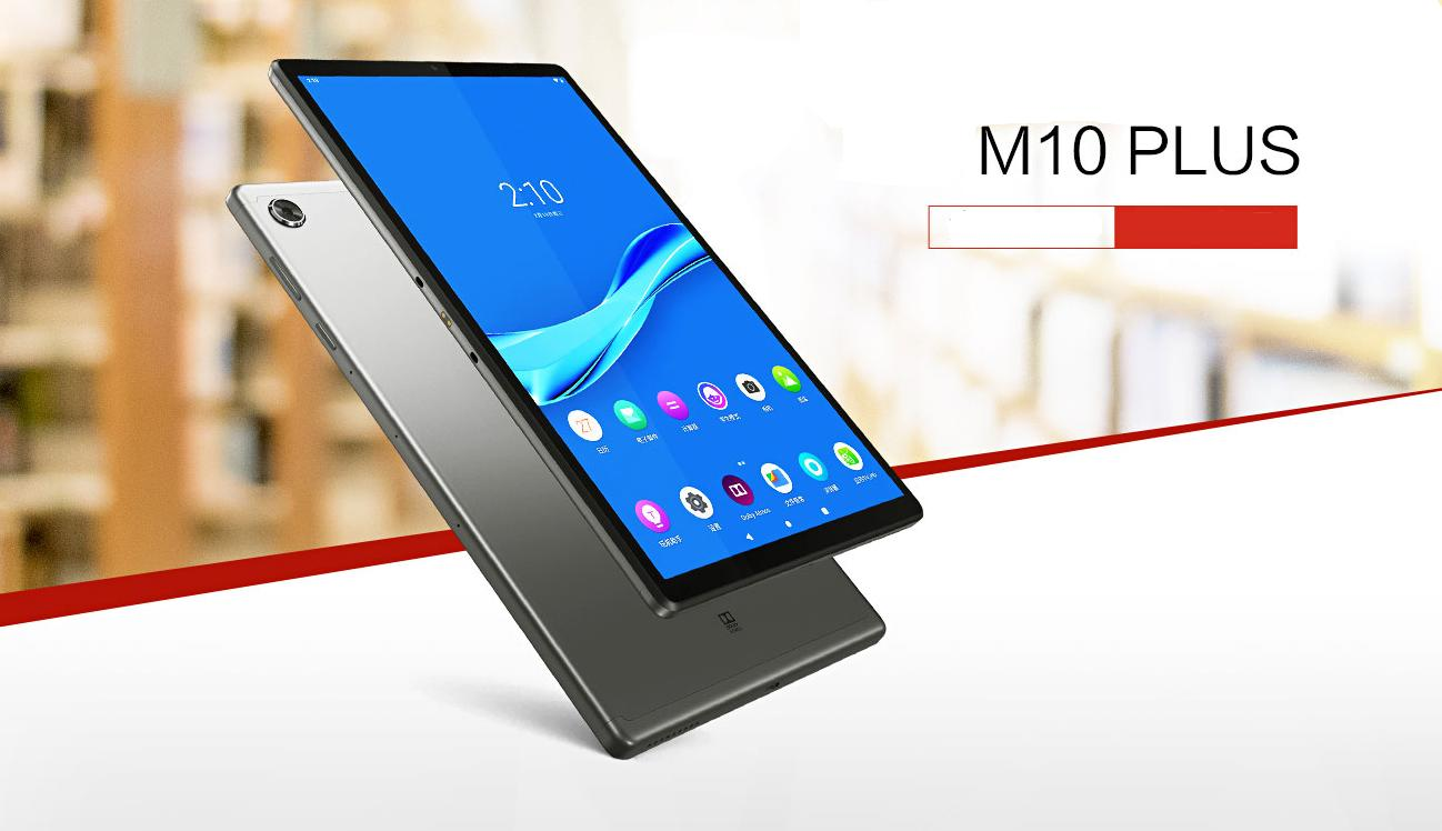Lenovo M10 PLUS 10.3 inch Octa Core Android 9.0 Tablet
